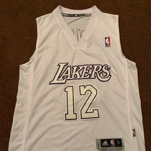 Small lakers jersey